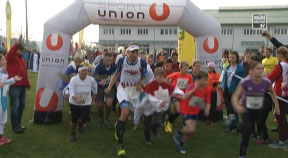 Uniformenlauf der Sportunion Bad Zell