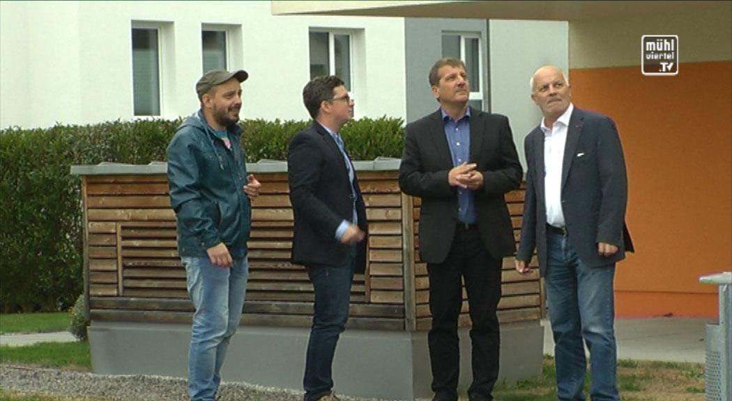 SPÖ für leistbares Wohnen