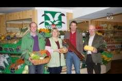 Ankündigung Eröffnung Bauernladen in Freistadt