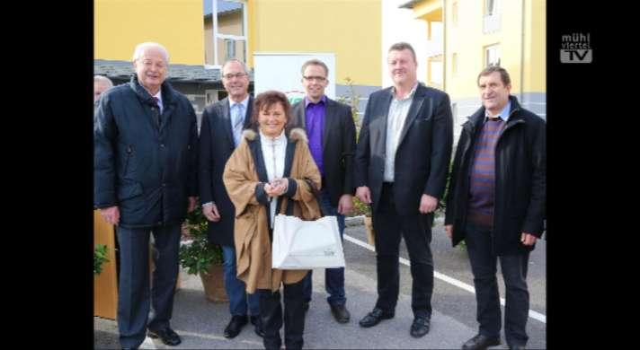 12 neue WSG-Wohnungen in Pregarten