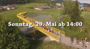 Ankündigung Brückenlauf in Lasberg