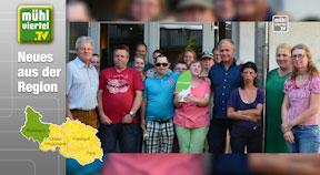 Demeter-Betrieb in St. Martin im Mühlkreis mit Green Care-Hoftafel ausgezeichnet