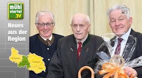 Josef Mayr aus Haibach feierte 100. Geburtstag