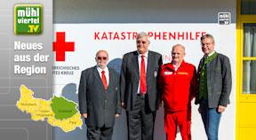 Eröffnungsfeier des Roten Kreuzes Freistadt