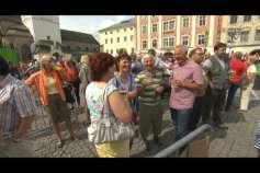Freibier am Freistädter Hauptplatz – erster Sud vom neuen Sudhaus