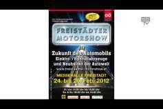 Ankündigung Freistädter Motorshow
