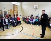 Klimaschutz-Auszeichung für Hauptschule Bad Leonfelden