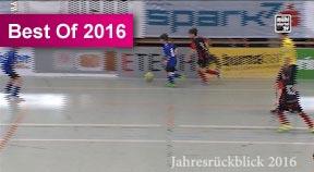 Hallenfußball Nachwuchscup Rohrbach