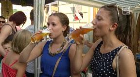 Bier- und Kulinarikfest in Perg 2015