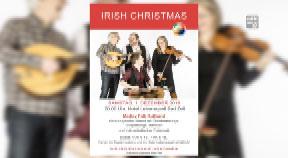Ankündigung Irish Christmas in Bad Zell