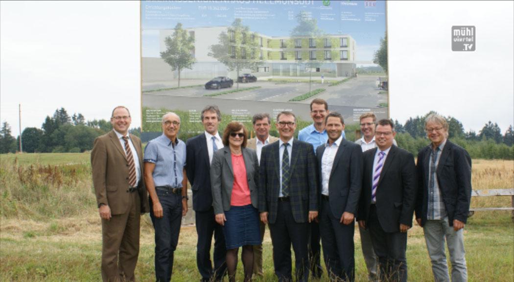 Neues Bezirksseniorenhaus in Hellmonsödt