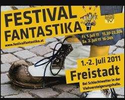 Ankündigung Festival Fantastika