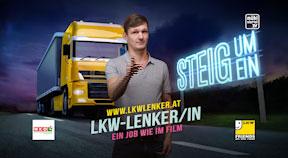 LKW-Lenker gesucht!