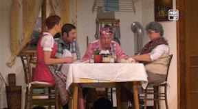 """Theater St. Oswald b. Fr. 2020 """"Das emanzipierte Dorf"""""""