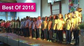 Eröffnung der sanierten Volksschule Vorderweißenbach