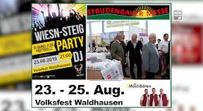 Ankündigung Strudengauer Messe