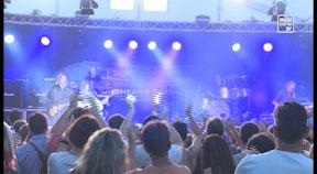 Münchner Freiheit beim Sommernachtfest der FF Kleinzell