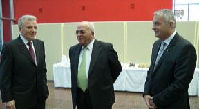 Backaldrin: Deller zum Honorarkonsul von Jordanien ernannt