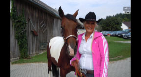 Österreichische Zuchtschau auf der Paint Horse Prairie Kreisel