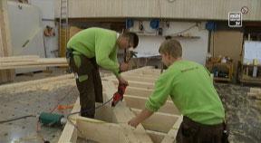 Buchner Holzbau - Handwerkskapelle