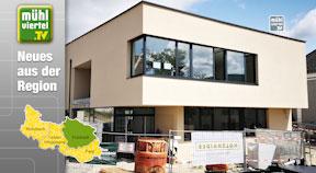 Neues Amtshaus und Musikheim für Lasberg