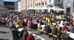 ÖVP Bezirkskundgebung in Freistadt