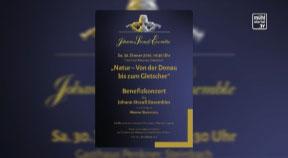 Benefizkonzert in Alberndorf
