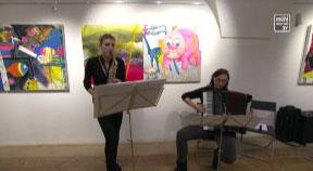 Kunstausstellung in der Brauhausgalerie