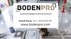 Vorstellung Firma BodenPro in Weitersfelden