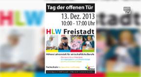 Ankündigung HLW Freistadt