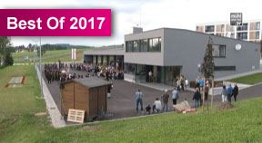 Jahresrückblick 2017 - Eröffnungen
