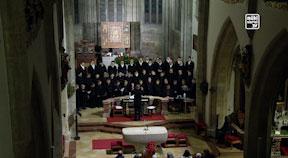 St. Florianer Sängerknaben in der Stadtpfarrkirche Freistadt