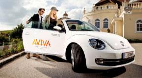 Cabrio Flirt im AVIVA & Cabrio Loveness am Bergergut