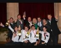 AVIVA & Bergergut Lehrlinge beim bundesweiten Lehrlingswettbewerb von Amuse Bouche
