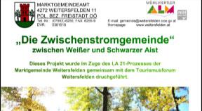 Neuorientierung der Gemeinde Weitersfelden