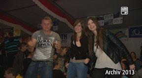 Archiv 2013: Katsdorfer Zeltfest 2013