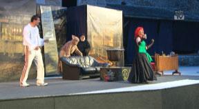 Burgfestspiele Reichenau - Kindertheater 2013