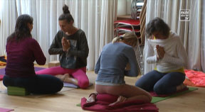 Yogaseminar in Walding