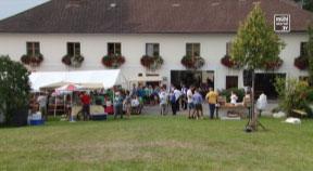 Hoffest bei Fam. Mair in Eidenberg
