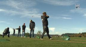 Lehrlingstag von Holzhaider und Kapl am Golfplatz St. Oswald