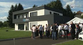 Eröffnung digiplan in Aigen-Schlägl