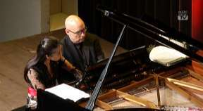 """Lebenshilfe-Konzert: """"Klavier zu vier Händen"""""""