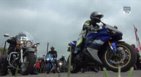 Motorradsegnung in Gallneukirchen 2014