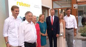 Sommerfest Firma Rabmer in Altenberg