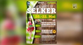 Ankündigung Zeltfest Selker 2016