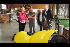 Zu Besuch bei der Firma Hammerschmid in Bad Leonfelden