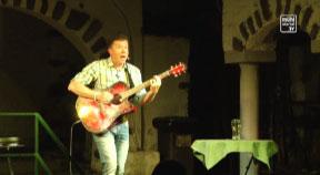 Kabarett von Mario Sacher auf der Aiserbühne in Schwertberg