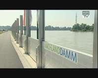 Eröffnung Machland-Damm
