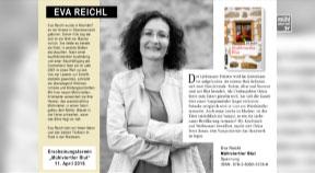 Ankündigung: Buchvorstellung von Eva Reichl: Mühlviertler Blut - Oskar Sterns erster Fall
