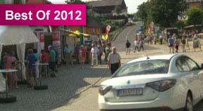 Dorffest und Gewerbemesse in Grünbach 2012
